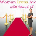 Woman Icons Awar 2018